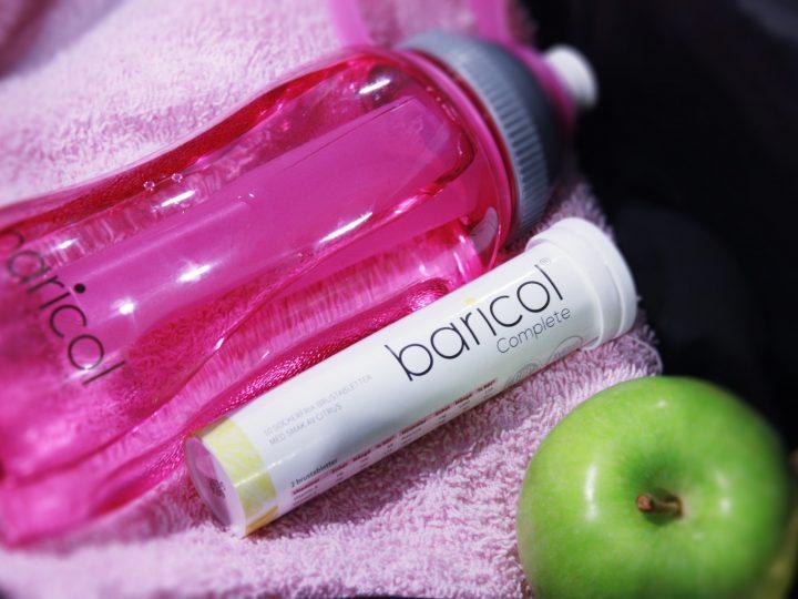 Beställ Baricol® Complete & få en vattenflaska!